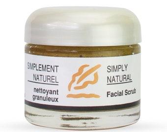 Facial Scrub - Exfoliation