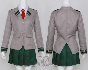 Froppy Cosplay School Uniform