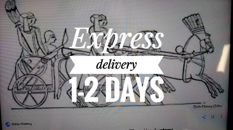 Express delivery 1-2 days