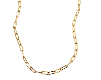 14-karat gold-plated chain chain ring certified Corsica coral gold filled gold