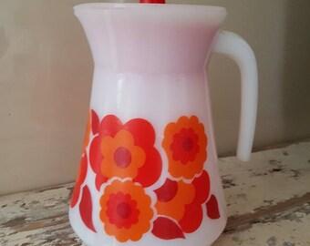 Vintage Orange Juice can