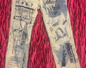 New York City pants