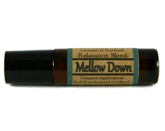 Mellow Down Essential Oil Blend Roll-on  - Mulberry Pines