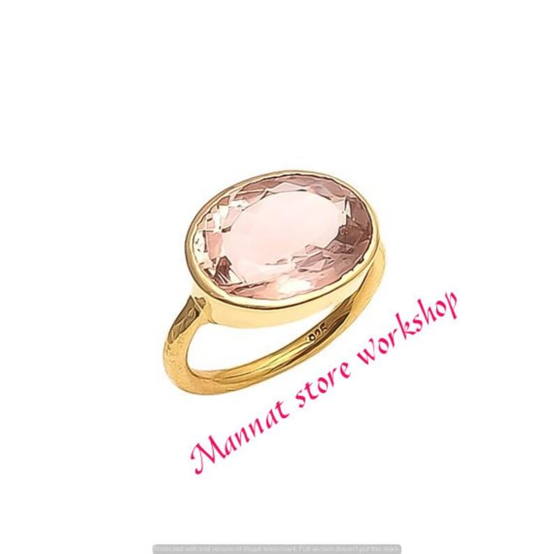 Champagne Quartz Hydro ring,irregular Shape ring,gold ring,gold filled ring,gemstone ring,statement ring,big ring