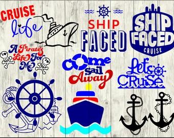 Cruise Ship Svg Etsy