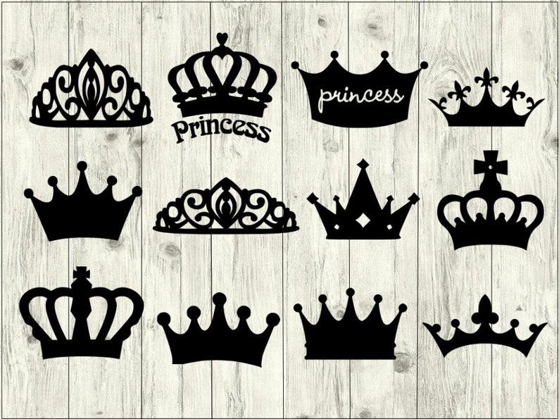 eps Crown cut file png files for cricut,svg Crown SVG Bundle Crown clipart dxf Princess SVG Bundle Crown svg files for silhouette