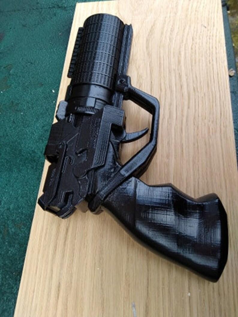 Blade Runner Officer K/'s Gun
