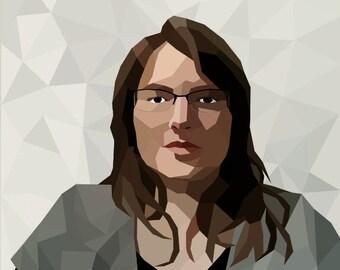 Your digital personalized portrait