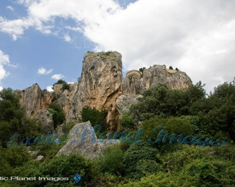 Hidden Spanish Fortress