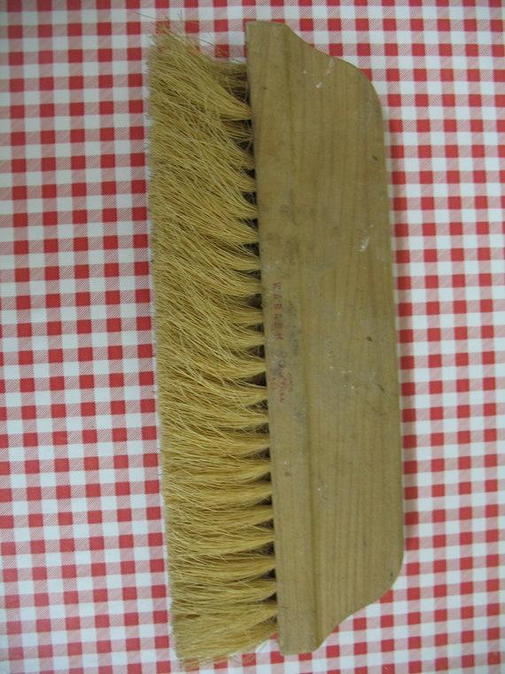 Retro Wallpaper Brush Wood Brush Vintage Wallpaper Brush Wallpaper Tool Wallpaper Brush Rustic Tool Interior Decorating Retro Brush