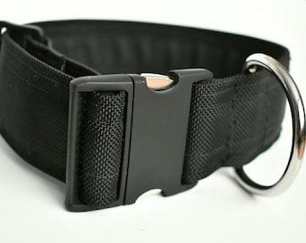 Extra Large Ballistic Nylon Dog Collar