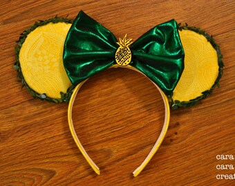 Dole Whip Inspired Ears