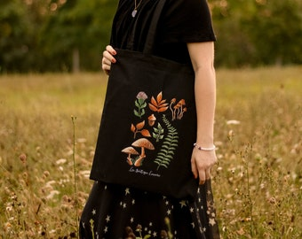 Tote bag Forest Picking - Enchanted collection