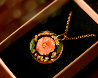 Necklace Jane - Enchanted collection