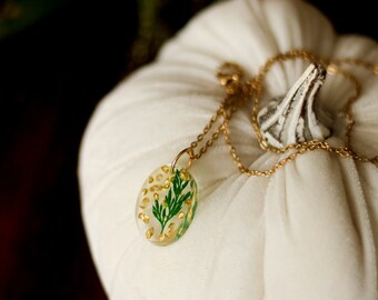 Claire Necklace - Enchanted Collection
