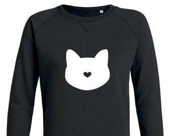 Cat's a statement sweater