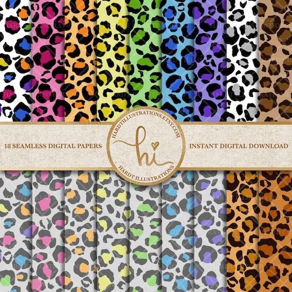 Leopard Print Cortez | Etsy