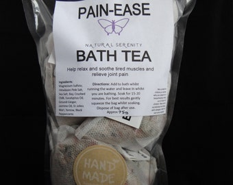 Pain-Ease Bath Tea - 5 bags