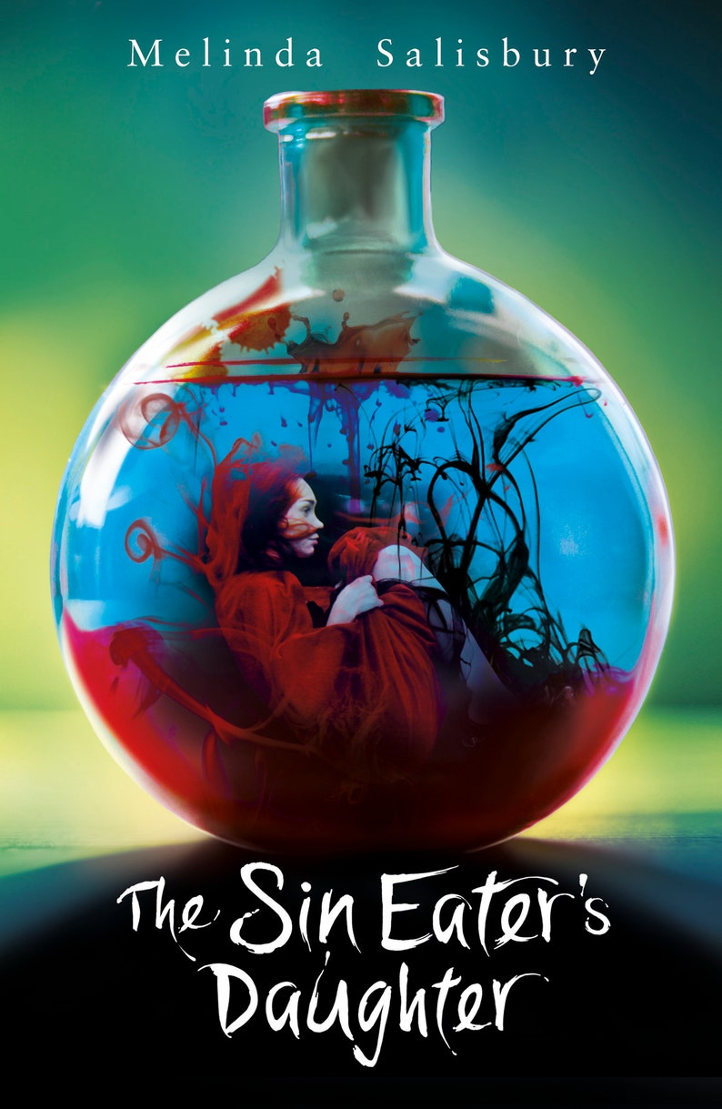 The Sin Eater's Daughter UK copy signed and personalised image 0