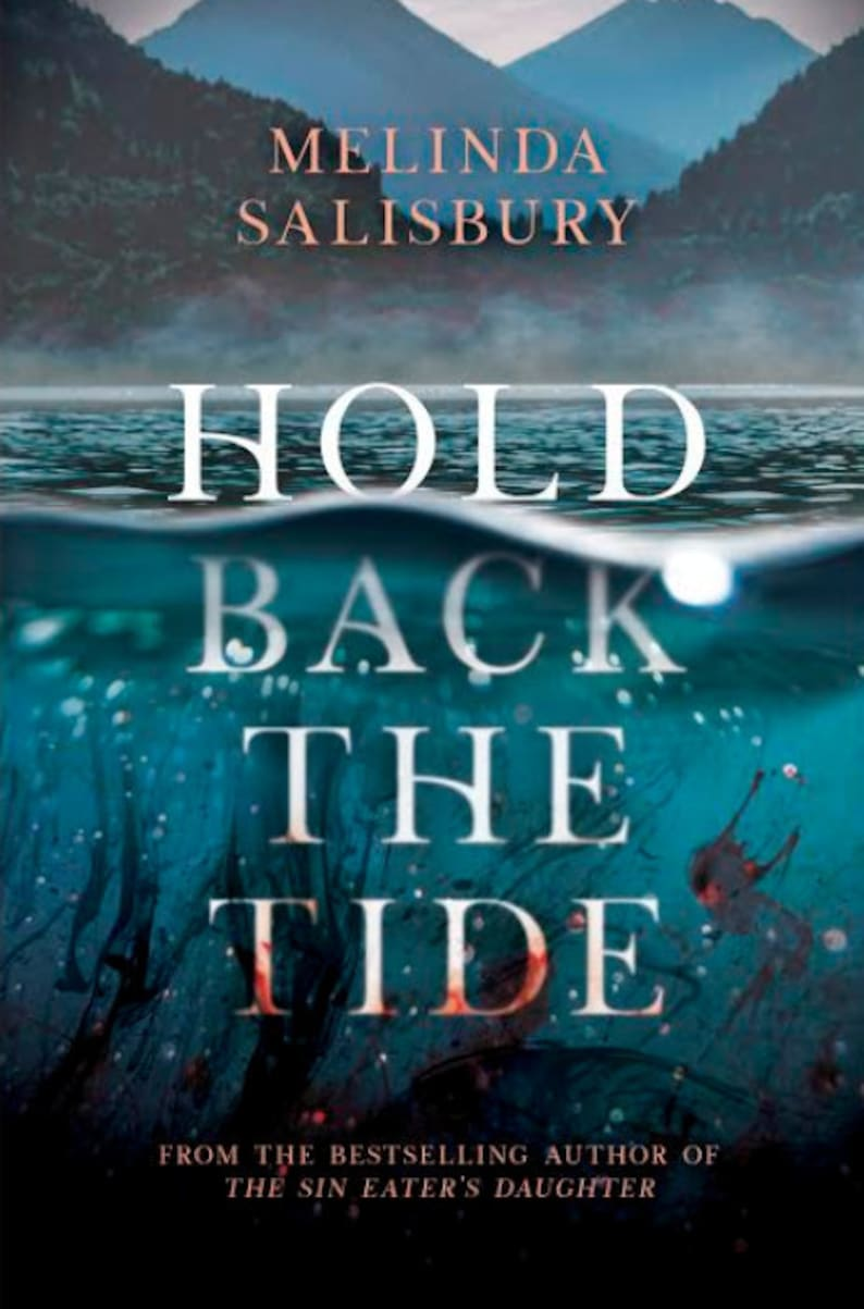 Hold Back the Tide  signed and personalised pre-order image 0