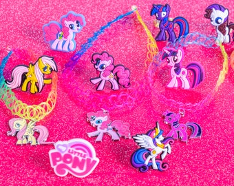 My Little Pony rings