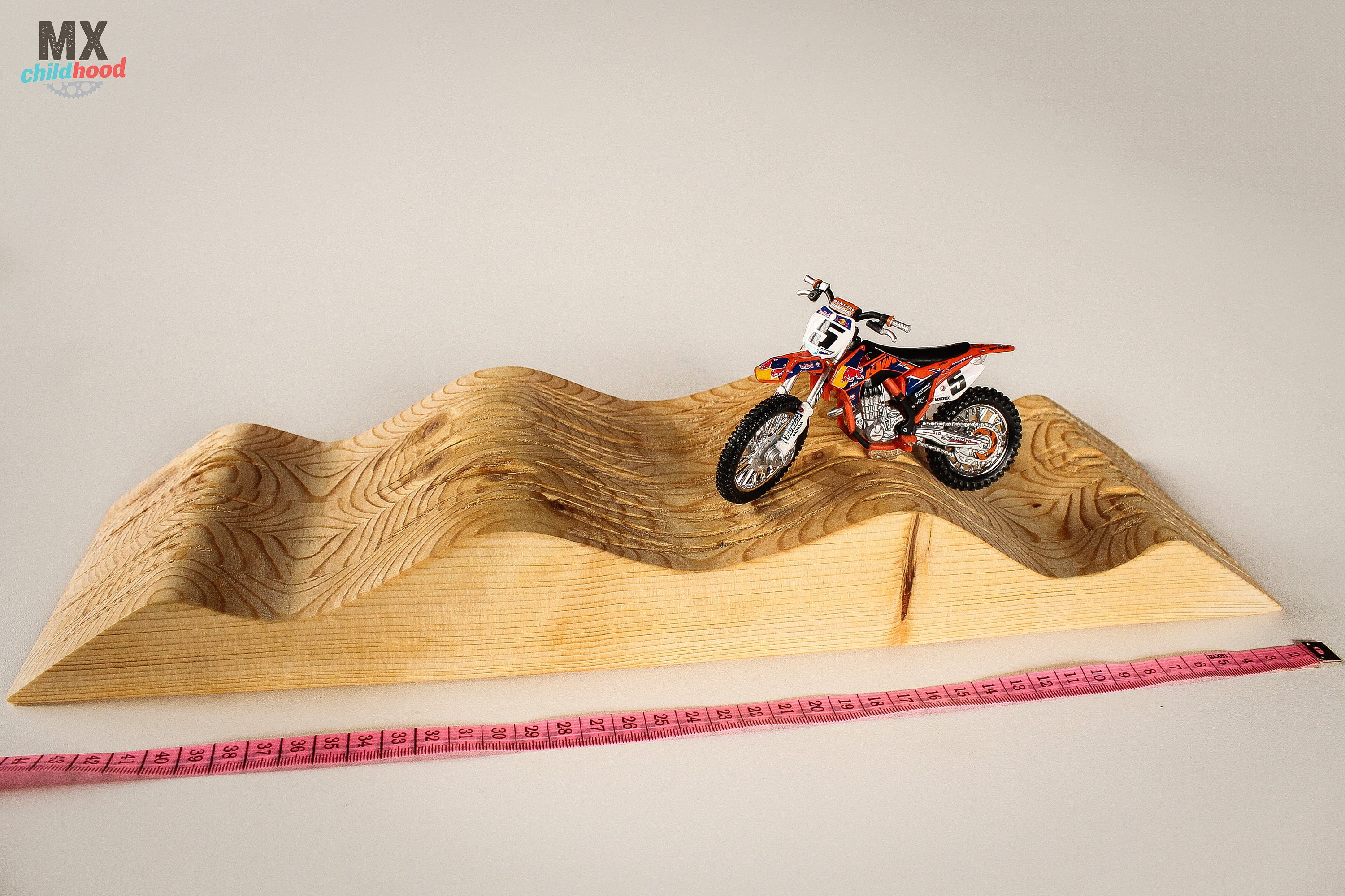 Build Your Own Play Track Dirt Bike Play Track Motocross