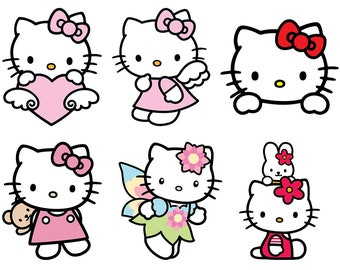 7f7852b62b Hello Kitty SVG