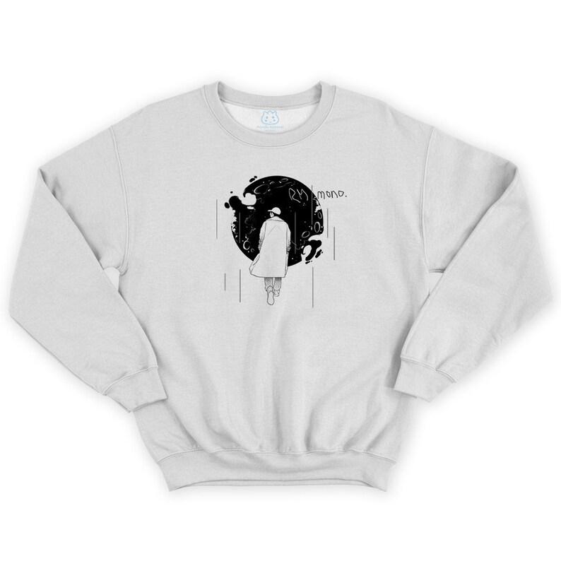 RM Mono Kpop Crew Sweatshirt