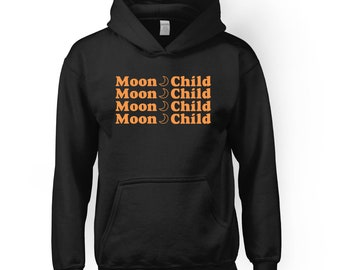 BTS Moon Child Hoodie