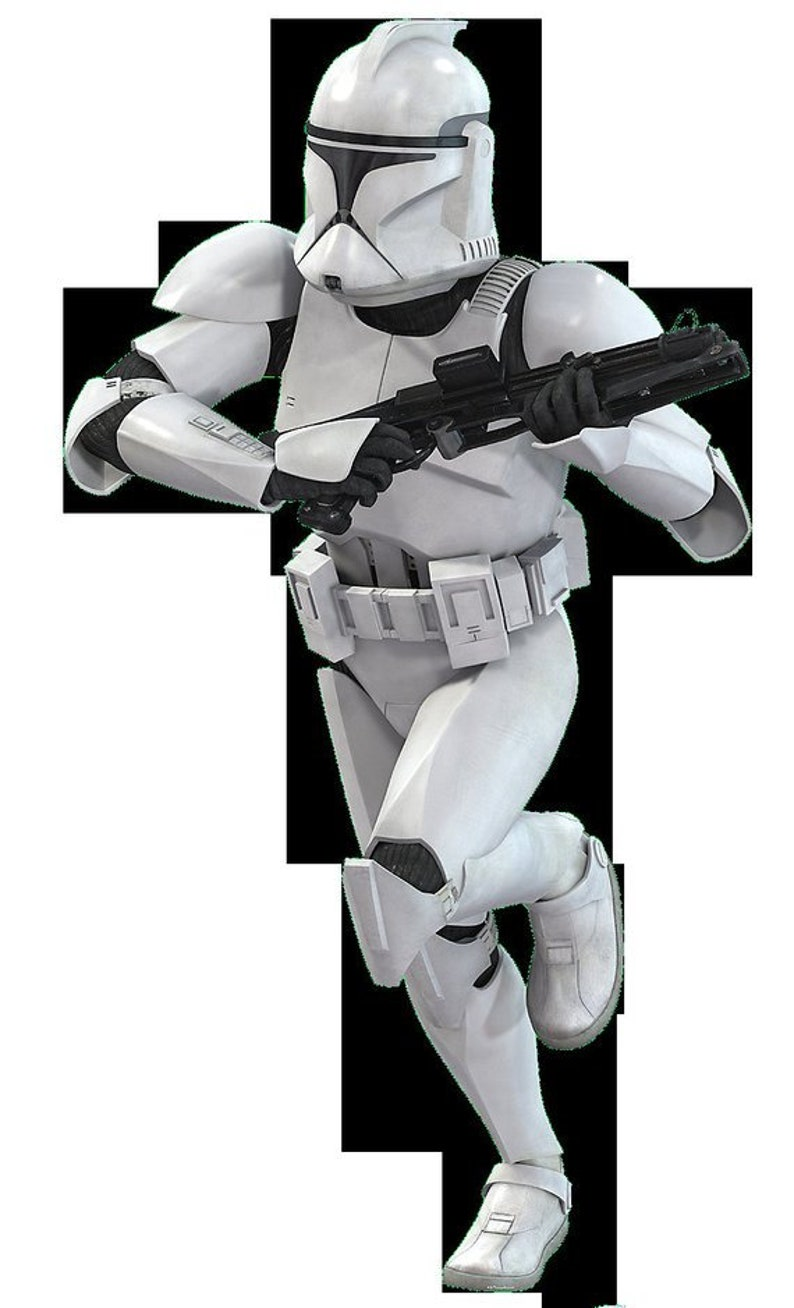 Phase 1 Clone Trooper Armor Etsy
