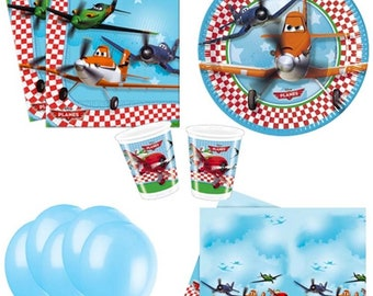 Disney Planes Party Pack for 8, 16, 24 or 32 kids (price shown for 8pk)