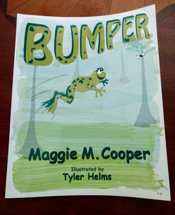 Get Your Copy of Bumper