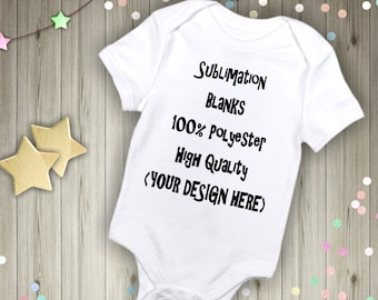 100% Polyester Sublimation infant blanks 8f5a88b22