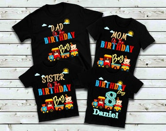 8b71815a8 Train Shirt, Train Birthday, Choo Choo Train Birthday Party, Chugga Chugga  Party