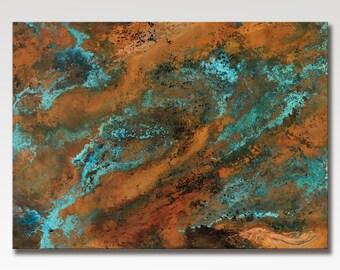 Copper Artisan Wall Panels