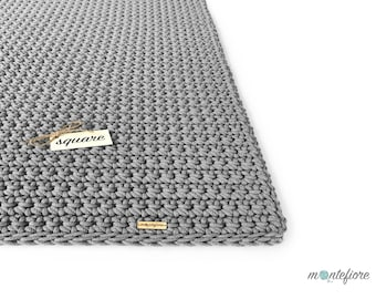 Handmade Rug   Crochet Rug   Square Rug   Nursery Rug   Floor Rug   Carpet   Scandinavian Rug   Handmade Carpet   Cotton Rug   Gift Rug