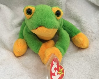 14edf100f34 Smoochy Beanie Baby - MINT CONDITION (Collector s Item)  60% off sale!