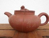 Yixing teapot antique semi antique teapot Antique china porcelain antique chinese porcelain