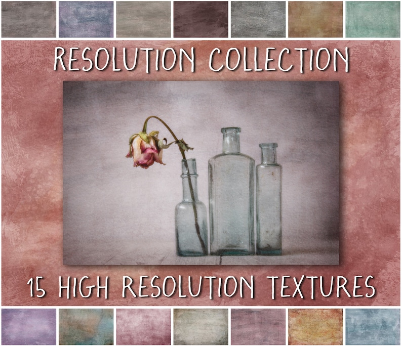 Fine Art Textures for Photoshop Resolution Collection  image 0