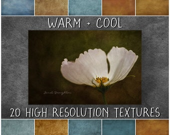 Fine Art Photoshop Texture Overlays for Photographers and Digital Artists