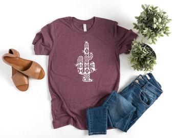f15d8bbfd Aztec Cactus Shirt/ Boho Shirt/ Cactus Shirt/ Plant Shirt/ Desert Shirt/  Succulent Shirt/ Funny Cactus Shirt/ Cactus Tee/ Cacti Shirt/ Cute