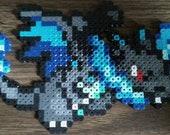 Articles Similaires à Pokemon Mega Dracaufeu X Perler Bead