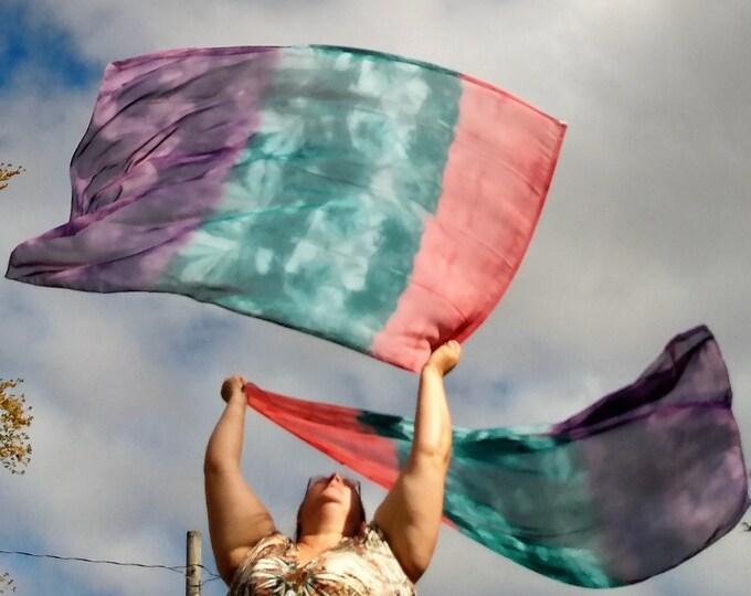 Worship Flags, Dance Flags, Praise Flags, Rectangular Flags, Flex Poles - Glory to Glory