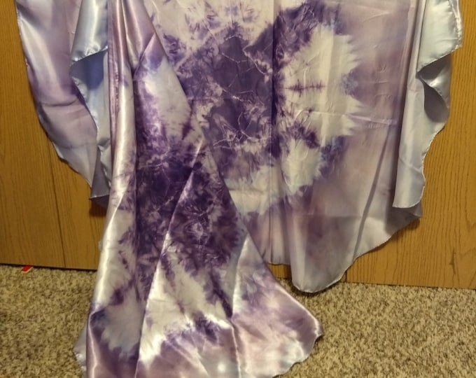 Worship Flags, Dance Flags, Praise Flags, Angel Wings, Hand Dyed - Breakthrough