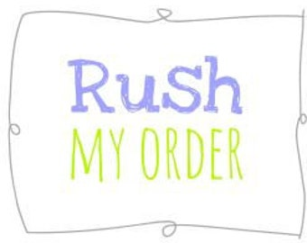 RUSH PROCESSING -Ready to ship in 1-3 days (1 flag set ONLY)
