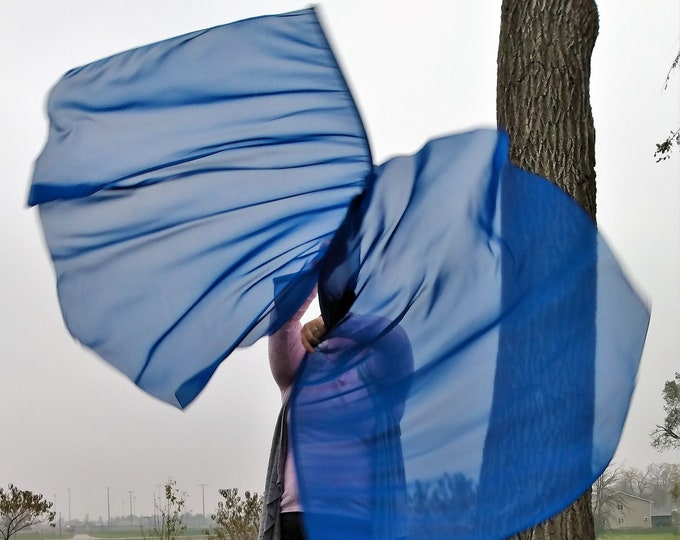 Worship Flags, Dance Flags, Praise Flags, Angel Wings, Swing Flags  - Usher In