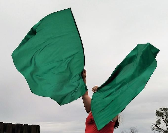 Worship Flags, Dance Flags, Praise Flags, Angel Wings, Swing Flags  - Life Eternal