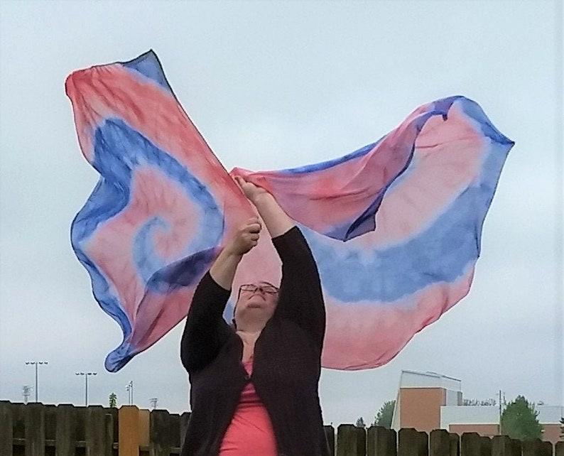 Worship Flags Dance Flags Praise Flags Angel Wings Swing image 0