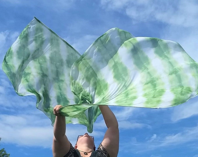 Worship Flags, Dance Flags, Praise Flags, Angel Wings, Swing Flags, Flex Rods - Palm Leaves