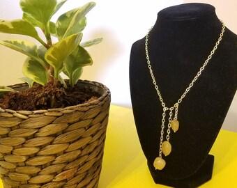 Pendant's Necklace